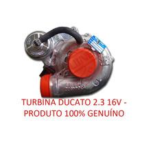 Turbina Ducato 2.3 - Peça 100% Genuína Lacrada - 580145712