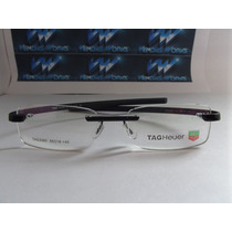 Armação P/ Óculos Grau, Tag Heuer Tag3360 S/ Aro, Envio Já
