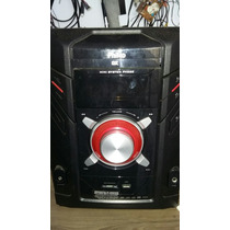 Display E Gabinete De Dvd Do Mini System Philco Ph650