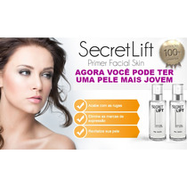 Secret Lift (elixir Facial, Creme Milagroso, Anti Idade).