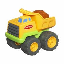 Brinquedo Bebê Carrinho Que Vibra C/ Pedra Rumblin Playskool