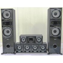 Cj 07 Caixas Sony Muteki 7600 De 185w Cada - **promoção**