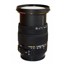 Lente Sigma 17-50mm F2.8 Ex Dc (os)* Hsm P/ Nikon | Lacrada