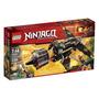 70747 Lego Ninjago Disparador De Pedras