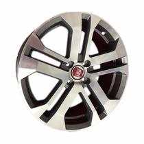 Roda Fiat Toro Aro 14 4x98 Gd Palio Siena Punto Uno Idea