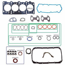 Kit Retifica Motor Aço C/ Ret Fiat Smart Fire 1.0 1.3 8v 99/