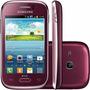 Samsung S6293 Galaxy Young Tv - 3mp- Um Chip - De Vitrine