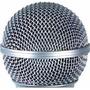 Globo Grille Grelha Microfone Shur E Sm58 Com/sem Fio Id1983