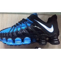 Novo Nike Shox Tlx 12 Molas Geração 2015 100%original