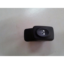 Botão-interruptor Do Vidro Elétrico Clio 5 E 6 Pinos