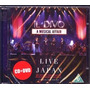 Il Divo A Musical Affair Live In Japan Novo Cd + Dvd Set