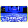 Pista De Dança Personalizada 2x2 Mts R$ 90,00