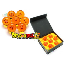 As 7 Esferas Do Dragão Dbz Box Bandai - O Original - Goku