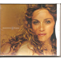 Cd Single - Madonna - Frozen - 1998 - Digipack - Importado