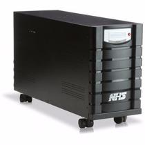 Nobreak Nhs Laser Prime Senoidal 3000va (8 Bat. 7ah/s=220v)