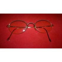 Armação Óculos Antiga Vogue(487)