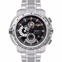 Relógio Orient Chronograph Mbssc045 P1sx - Sedex Grátis