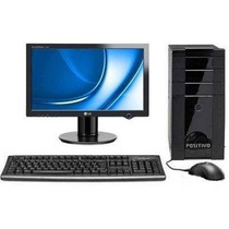Computador Intel Core 2 Duo + Monitor Lg 17 Polegadas De Lcd