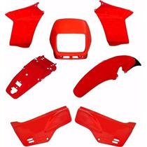 Kit De Carenagem - Honda Nx 200 - S/ Adesivo