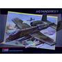 Avião A-10 Thunderbolt Ii Monogram 1/48 Tipo Kit Revell