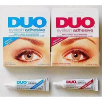Cola Duo Para Cílios Postiços - Duo Eyelash Adhesiv Original