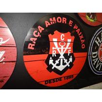 Placa Redonda Em Mdf Decoração Sala Bar Garagem Cozinha