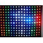 Cortina Led Rgbw Sensor De Som 3,00 X 2,50 Painel Djs Show