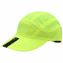 Boné Nike Running Drifit Spiros Verde