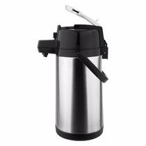Garrafa Térmica Aço-inox Pressão C/ Alavanca 1,9l