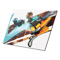 Mousepad Gamer Overwatch Tracer Pequeno - Dtn-mni205230-1004