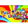 Painel Para Festas. Lona Banner Chiquititas