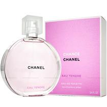 Perfume Chanel Chance Eau Tendre 100ml - Original E Lacrado