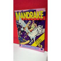 Hq Mandrake Especial Nº8 Ladrão Q Veio Das Alturas Globo1987