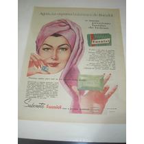 ( L 290/ G ) Propaganda Antiga Sabonete Eucalol