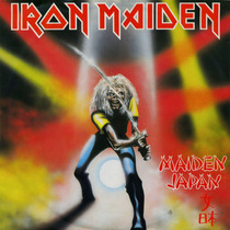 Iron Maiden Maiden Japan Cd Novo Lacrado Import Eu