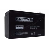 2un Bateria Selada 12v / 7,0ah Csp Power