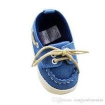 Sapatinho Bebê Menino Recém Nascido Sapato Presente