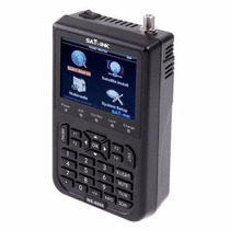 Localizador De Satélite Antena Satlink Ws-6908 Dvb-s Finder