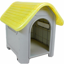 Casinha De Cachorro Plastica Desmontavel Nº3