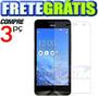 Película Premium Asus Zenfone 5 A501 Fosca Ou Transparente