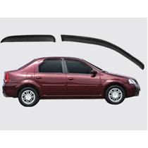 Calha De Chuva Tg Poli Renault Logan 07/13 4 Portas