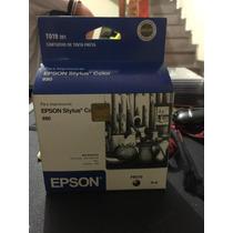 Cartucho Epson Stylus Color T019
