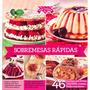 Livro Receitas - Toda Cozinha - Sobremesas Rápidas - 98pag