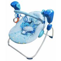 Cadeira Swing Cadeirinha Bebê Descanso Automatica Color Baby