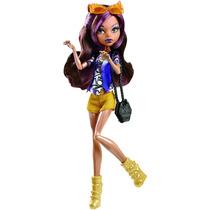 Boneca Monster High Boo York Clawdeen Wolf - Mattel