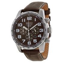 Relógio Seiko Solar Sport Ssc227 Cronografo Masculino