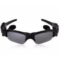 Óculos De Sol Esportivo C Bluetooth Fone De Ouvido Dobrável