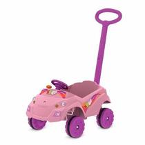 Kid Car Passeio Rosa - Bandeirante