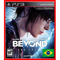 Beyond Two Souls Ps3 - Código Psn Dublado Portugues Br