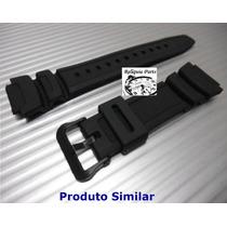 Pulseira Para Casio Aqw-100 W-s210h Cor Preto Similar Nova